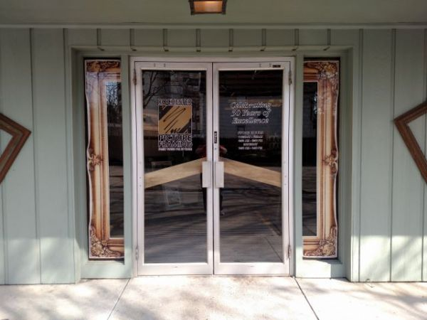 Window Door Graphics | Rochester NY Signs